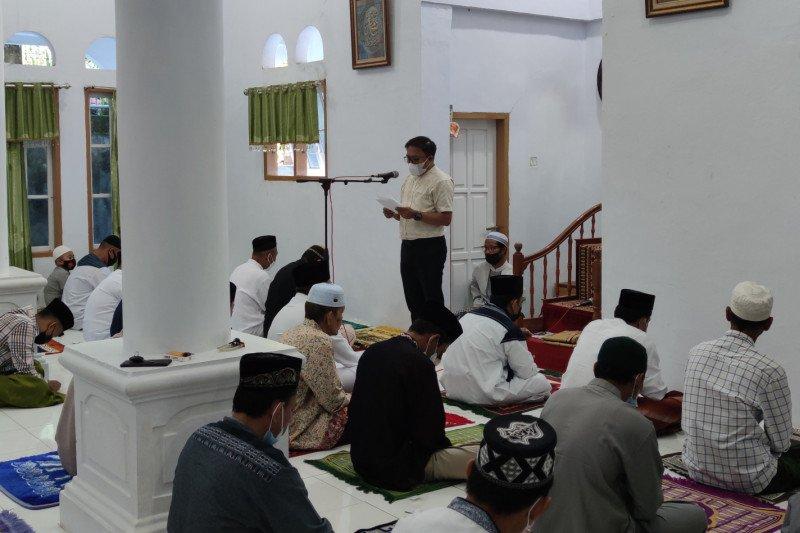 Sholat Idul Fitri di Ratahan berlangsung khidmat