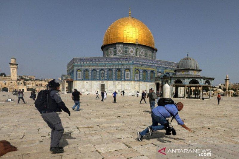 Akademisi: Serangan tentara Israel langgar hukum  internasional