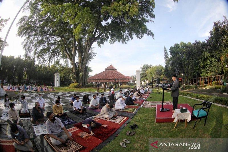 Wali Kota Bandung: Warga sabar jalani Idul Fitri kedua saat pandemi