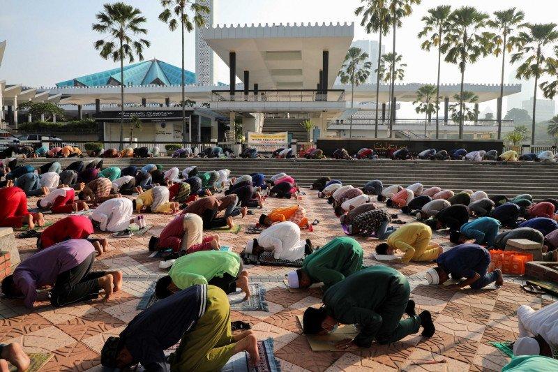 Malaysia catat kematian harian tertinggi COVID-19