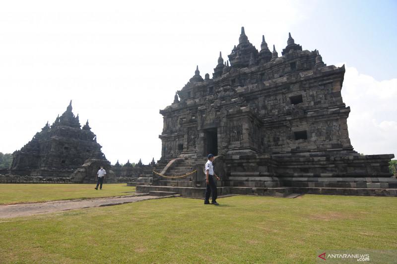 Taman Wisata Candi Prambanan kembali ditutup