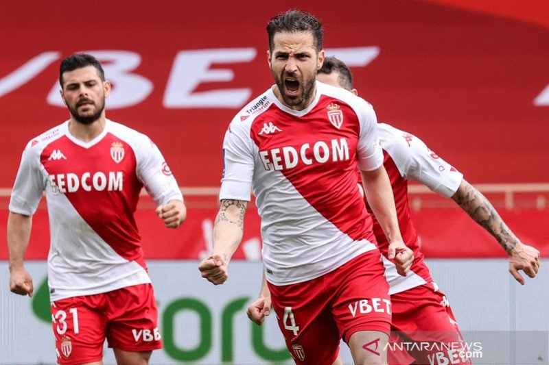 Piala Prancis - Monaco tantang PSG di final