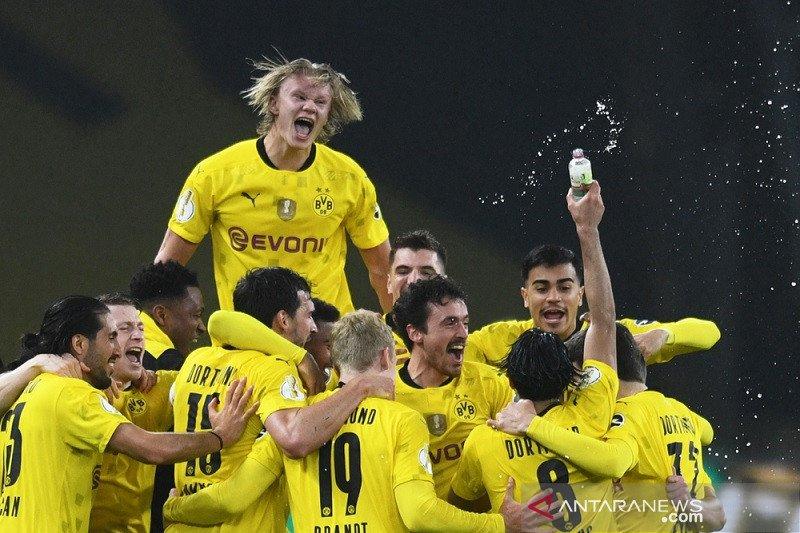 Dortmund juara DFB Pokal