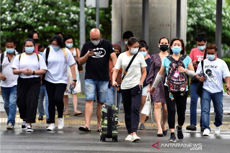 Singapura susun peta jalan untuk hidup berdampingan dengan COVID-19
