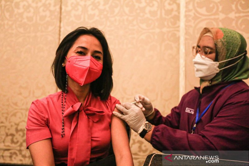 Vaksinasi COVID-19 di Bandung digelar kembali Sabtu