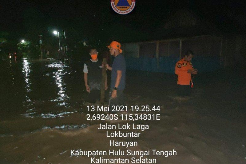 BNPB: Lima kabupaten di empat provinsi terdampak banjir dan longsor