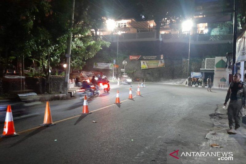 Alasan Polres Sukabumi putar balik ratusan kendaraan wisatawan