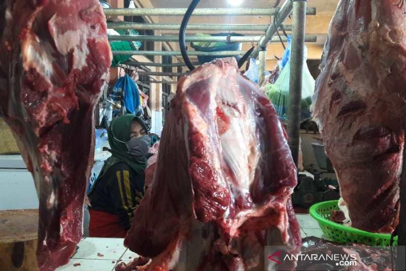Bertahan tinggi, harga daging ayam di Temanggung