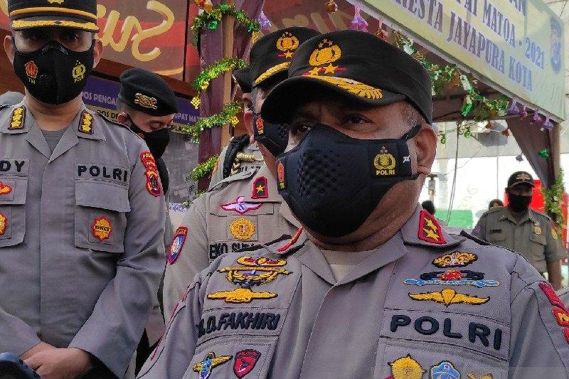 Satgas Nemangkawi upaya pisahkan teroris KKB dengan warga sipil