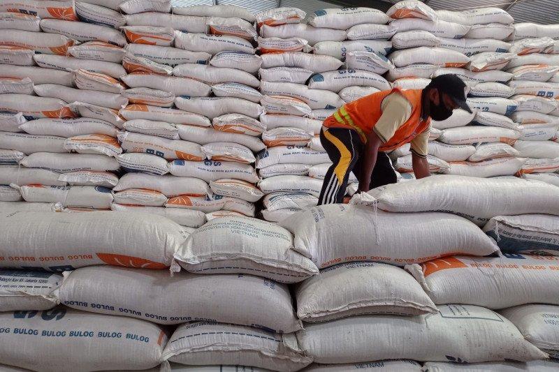 Bulog pastikan tidak ada impor  beras tahun ini