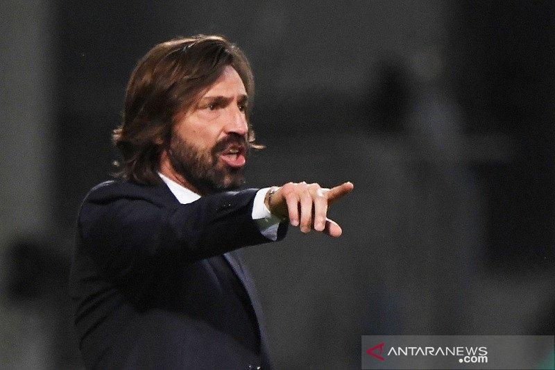 Andrea Pirlo tegaskan Juventus punya motivasi lebih hadapi Derby d'Italia