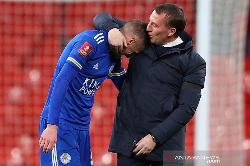 Brendan Rodgers ingin juarai Piala FA untuk  mendiang pemilik Leicester