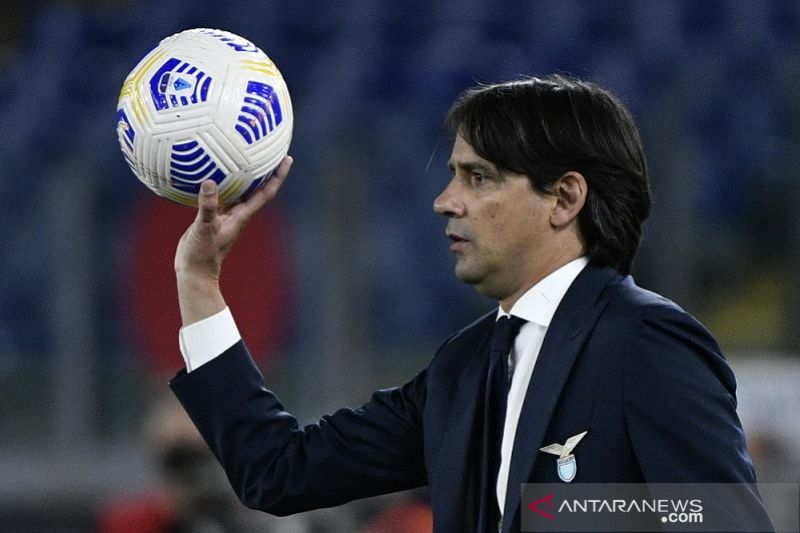 Lazio fokus memenangi Derby della Capitale ketimbang asa Liga Champions