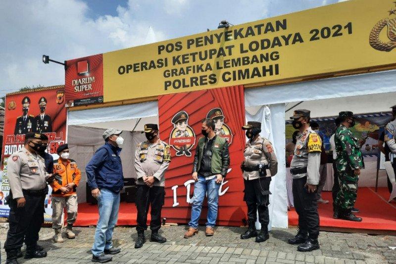 Disparbud Jawa Barat pantau penerapan protokol kesehatan di 108 tempat wisata