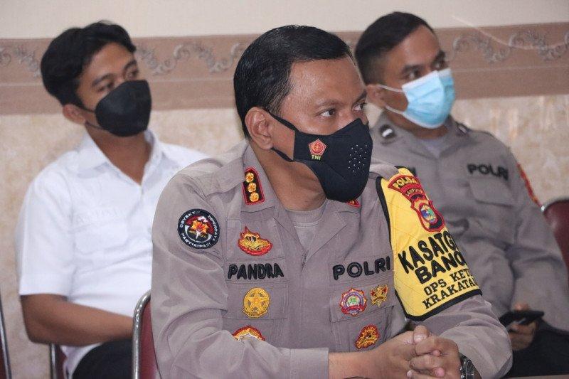 Polda Lampung putar balik 671 kendaraan pada Operasi Ketupat Krakatau