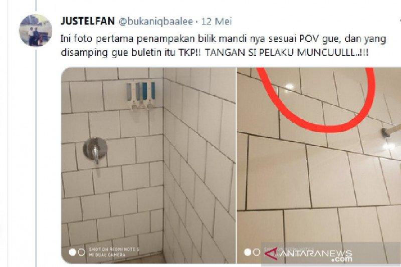 Hati-hati, Viral peristiwa pelecehan seksual di hotel