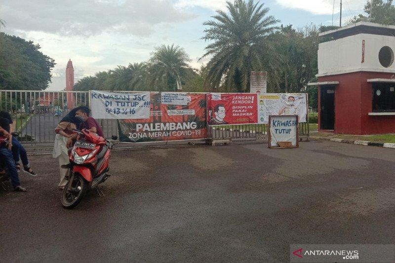 Sejumlah tempat wisata di Palembang ditutup cegah  penularan COVID-19