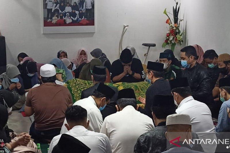 Ketua MUI Sulsel AGH Sanusi Baco LC tutup usia