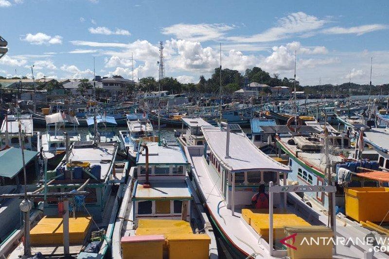 Nelayan Belitung kembali turun melaut