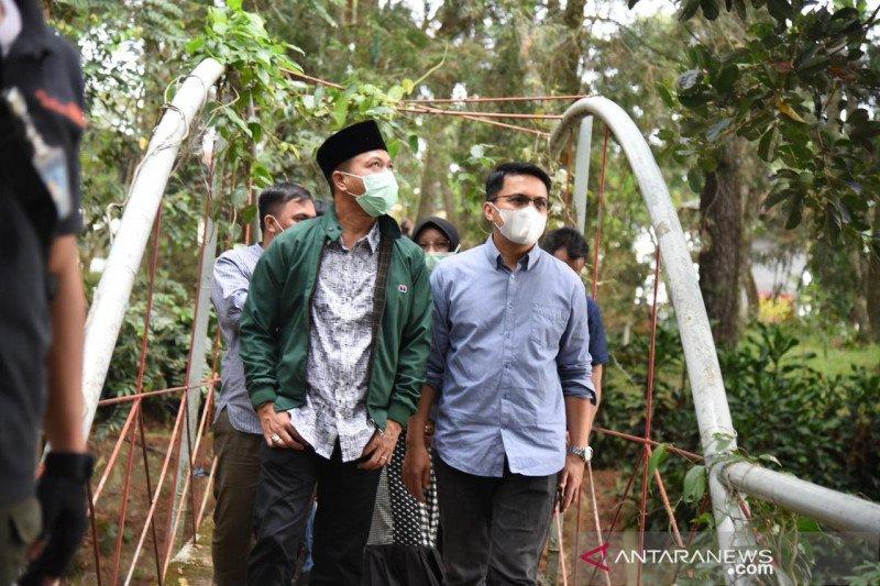 Bupati Bandung tutup sementara wisata Ciwidey
