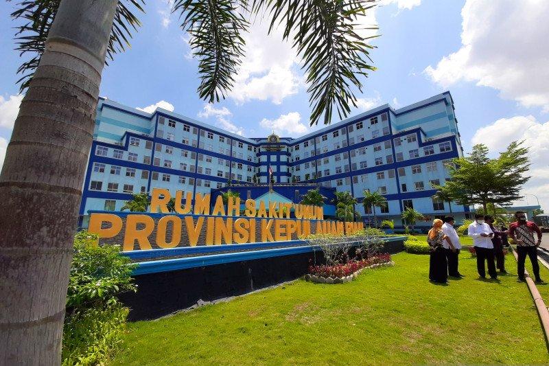 Empat rumah sakit rujukan COVID-19 di Kepri sudah penuh