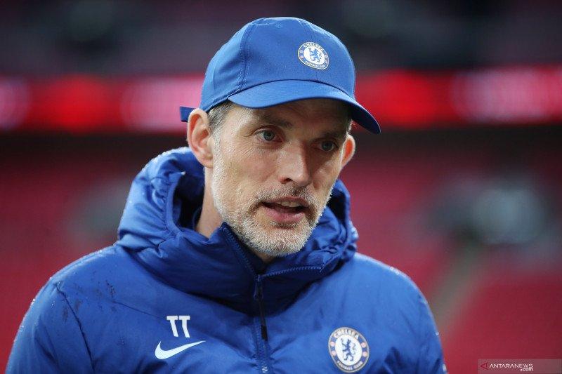 Chelsea takluk di final Piala FA, Thomas Tuchel merasa kurang beruntung
