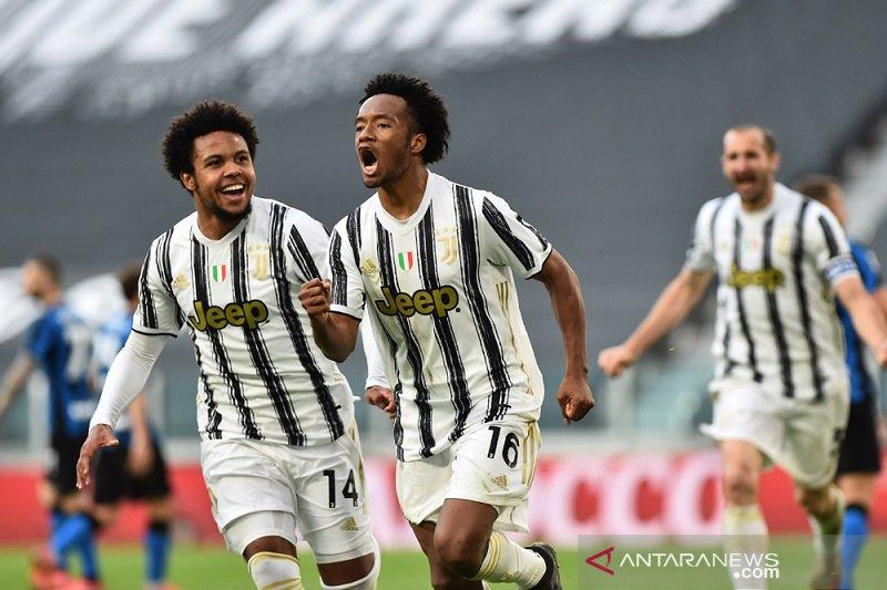 Cuadrado pimpin Juve tekuk Inter