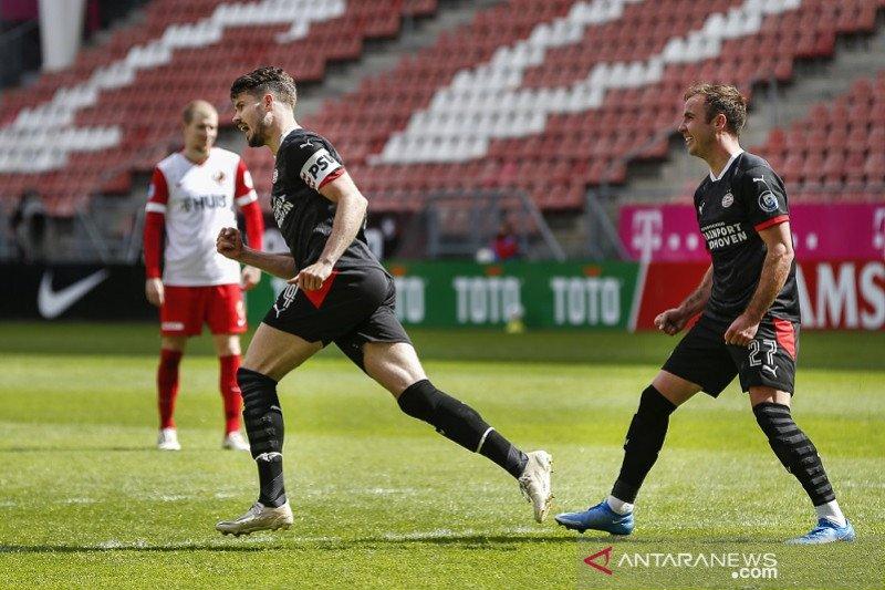 PSV raih tiket Liga Champions, AZ ke Liga Europa