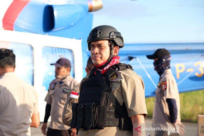Satgas Nemangkawi tembak tiga orang anggota KKB di Ilaga, dua tewas