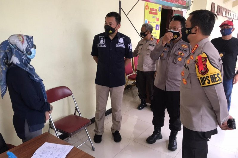 Polisi: tujuh pemudik di Kecamatan Makasar terdeteksi reaktif COVID-19