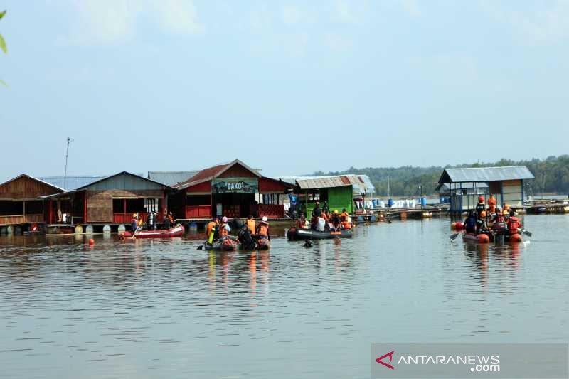 SAR gabungan hentikan pencarian dua korban perahu tenggelam di Kedung Ombo