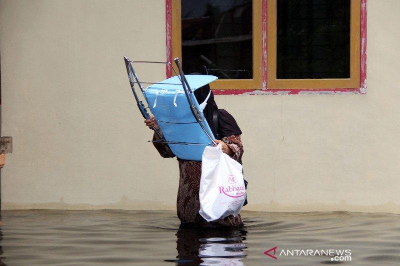 Banjir Dumai Setelah Lebaran