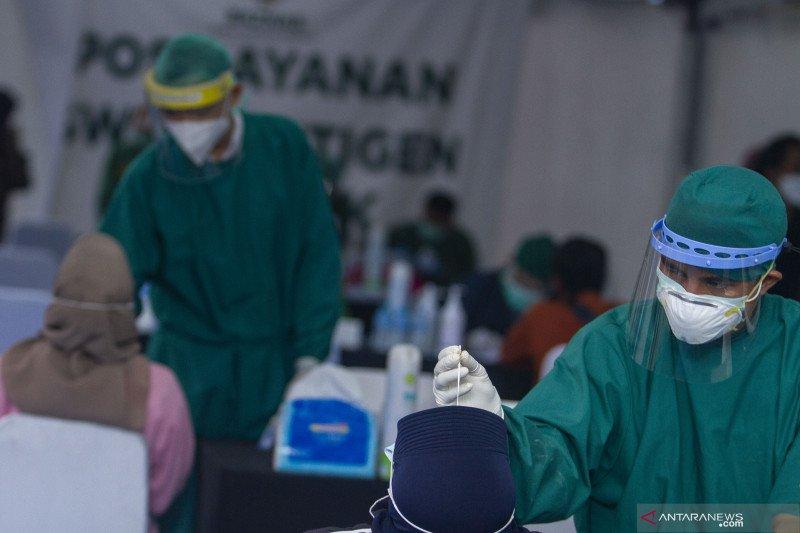 21 warga Karawang terpapar virus corona varian Delta