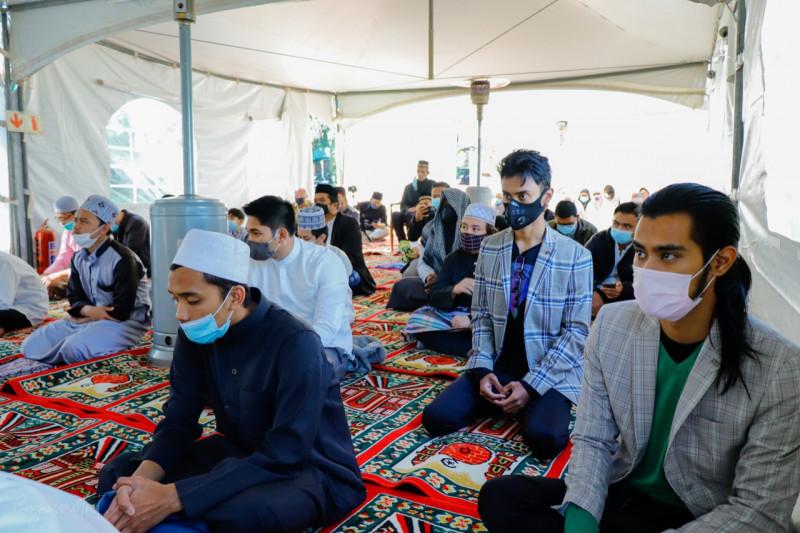 KBRI Pretoria gelar 'open house' Idul Fitri dengan prokes ketat