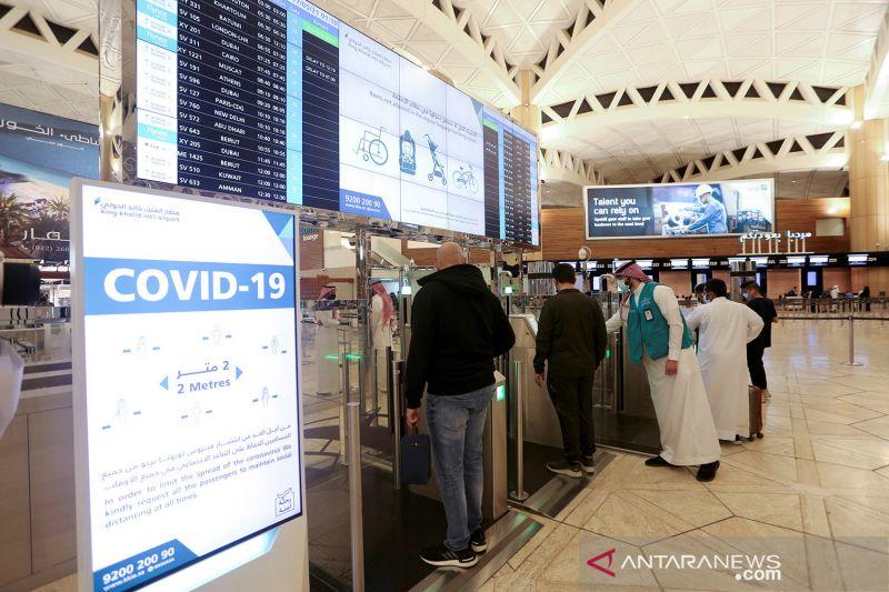 Saudi hapus wajib karantina bagi pengunjung asing yang telah divaksin