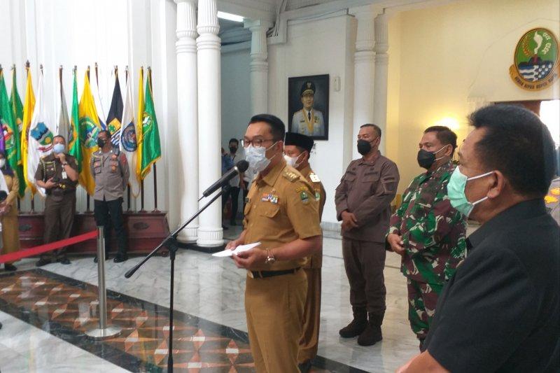 Ridwan Kamil: 53 orang ditemukan positif COVID-19 saat larangan mudik