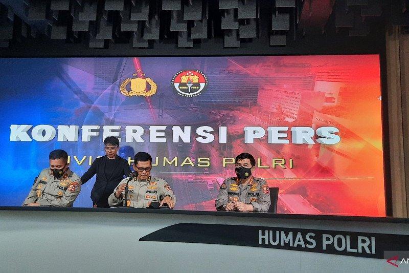 Polri resmi tahan Munarman sebagai tersangka dugaan terorisme