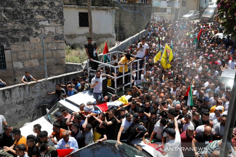 Palestina bakal angkat serangan Israel ke Sidang Umum PBB