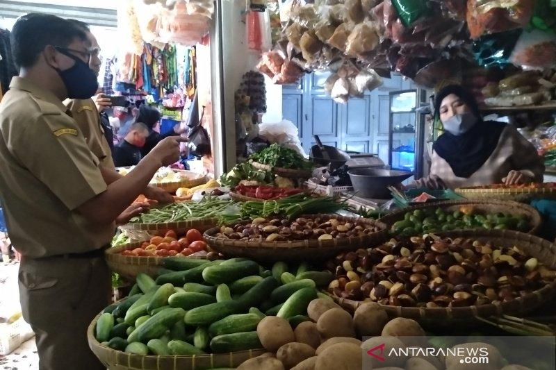 Aktivitas perdagangan di Garut kembali normal usai Idul Fitri
