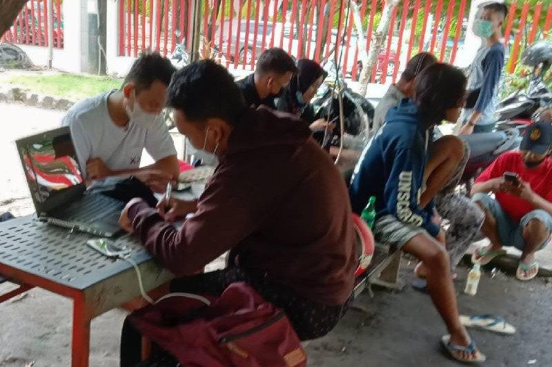 Akses internet warga Kota Jayapura