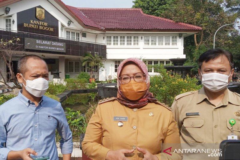Bupati Ade Yasin minta warga yang lolos penyekatan mudik tes usap antigen