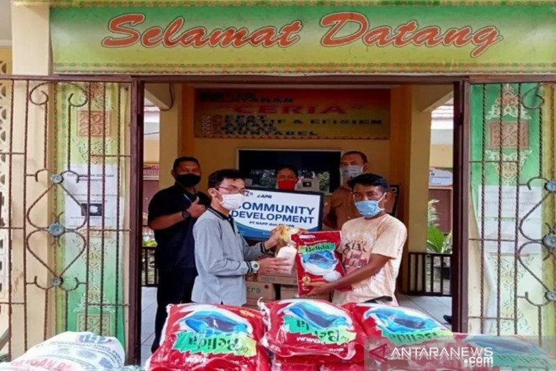 Ribuan anak yatim di Riau dapat santunan