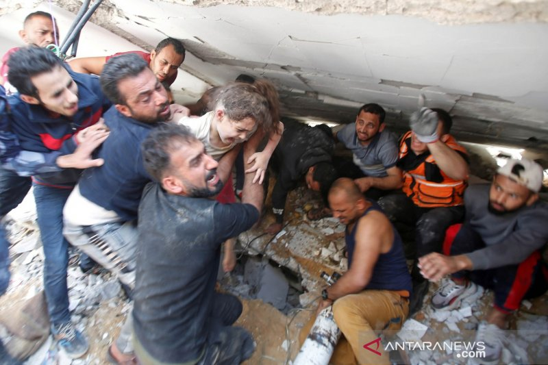 Hamas sambut keputusan PBB selidiki kejahatan dalam konflik Israel-Palestina