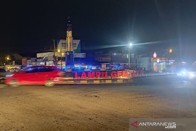 Arus kendaraan bermotor di jalur utama Cianjur mulai normal