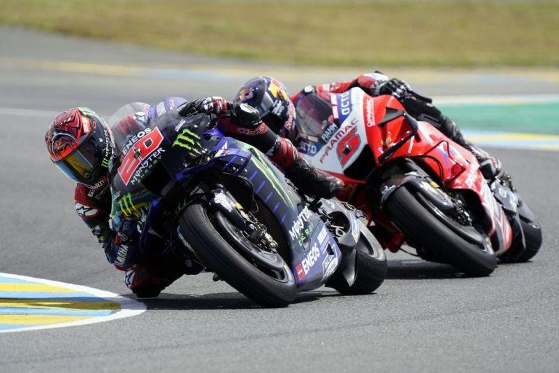 MotoGP - Quartararo : GP Prancis, 'Ini balapan teraneh dalam hidup saya'