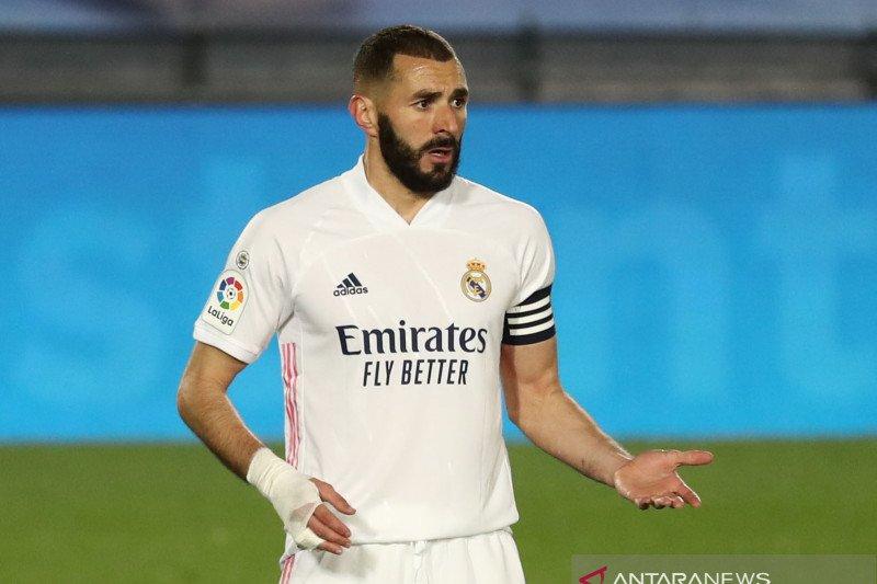 Timnas Prancis akan panggil Karim Benzema untuk Euro 2020