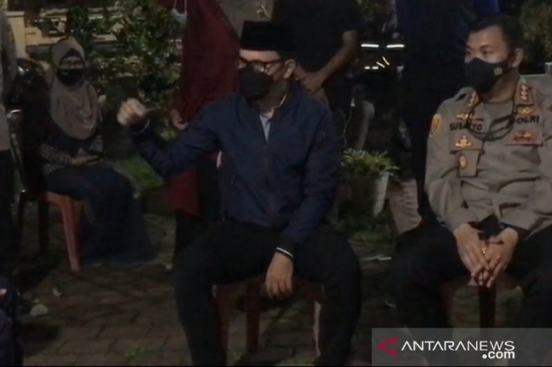 25 orang positif COVID-19, akses ke perumahan di Bubulak Bogor ditutup