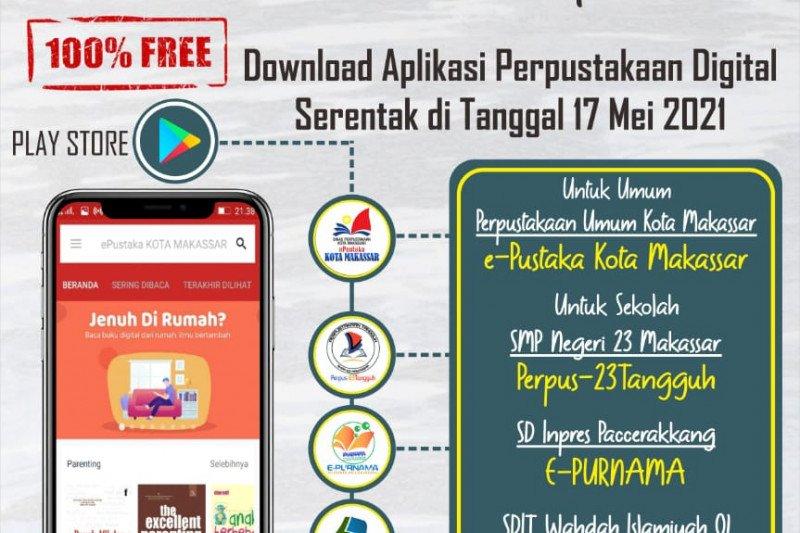 Perpustakaan Makassar hadirkan Geladi pada peringatan HBN 2021