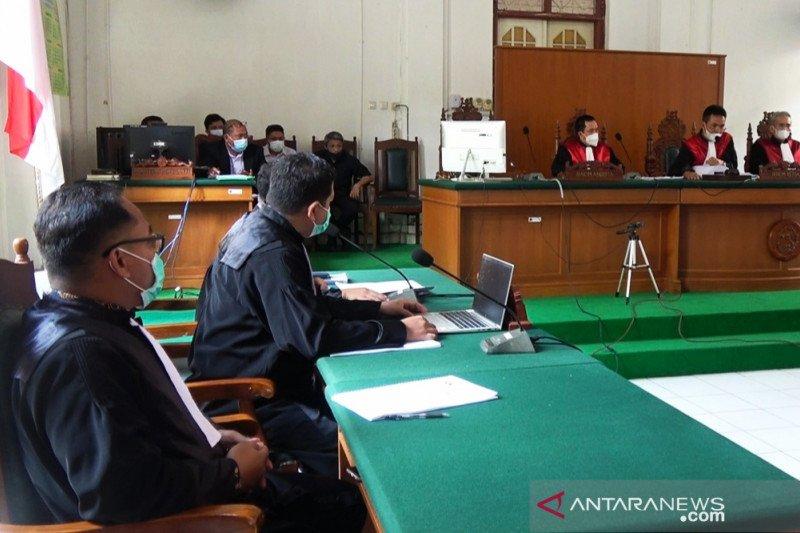 Agung Sucipto, penyuap Nurdin Abdullah didakwa 5 tahun penjara