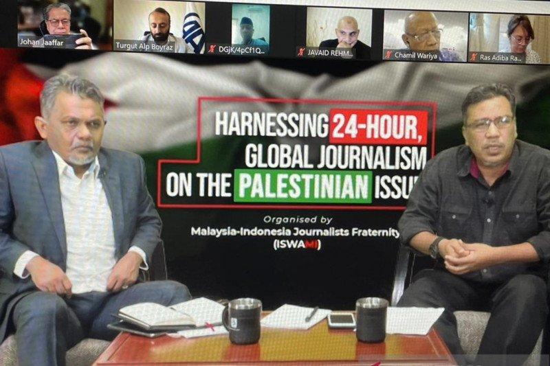 ISWAMI usulkan media center Palestina